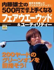 【期間限定価格】内藤雄士の500円で必ず上手くなるフェアウエーウッド&ユーティリティー