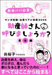 マンガ 妊娠・出産リアル体感BOOK 助産師さん呼びましょうか? 5 産後編