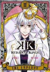 K RETURN OF KINGS 2巻