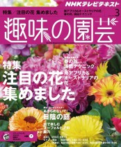 NHK 趣味の園芸 2016年3月号