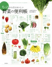 もっとからだにおいしい 野菜の便利帳