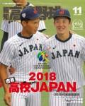 報知高校野球2018年11月号