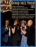 JAZZ VOCAL COLLECTION TEXT ONLY 15 グループ・ジャズ・ヴォーカル