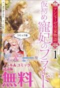 仮初め寵妃のプライド ノベル&コミック試読版