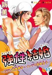 強性結婚〜ガテン肉食男子×インテリ草食女子〜11