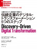 伝統企業のデジタル・トランスフォーメーション5つのステップ