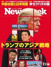 ニューズウィーク日本版 2017年 11/14号