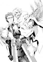 マギの魔法使い 傭兵王と魔法使いの子供