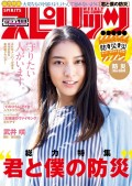 週刊ビッグコミックスピリッツ 2017年15号(2017年3月13日発売)