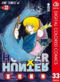 HUNTER×HUNTER カラー版 33