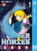 HUNTER×HUNTER モノクロ版 33