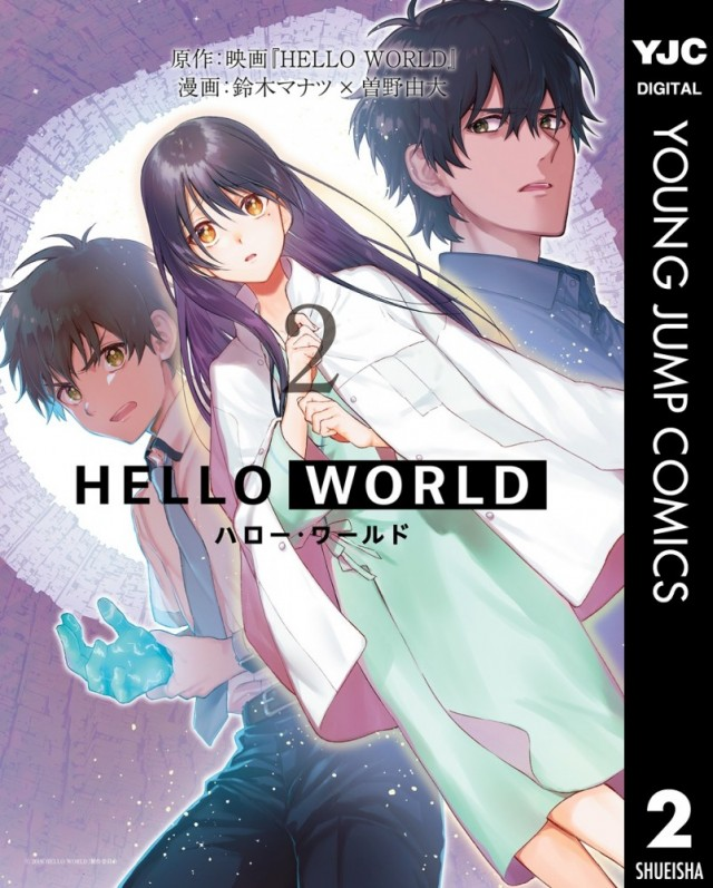 HELLO WORLD 2