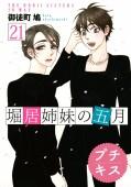 堀居姉妹の五月 プチキス(21)