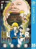HUNTER×HUNTER モノクロ版 35
