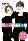 堀居姉妹の五月 プチキス(22)