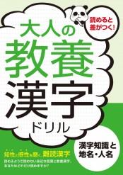 大人の教養漢字ドリル 漢字知識と地名・人名