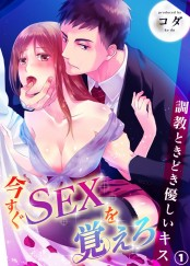 今すぐSEXを覚えろ-調教ときどき優しいキス1