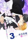 【期間限定価格】新婚探偵3〜愛玩人形のように抱いて〜