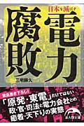 日本を滅ぼす電力腐敗の本