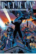 バットマン:バトル・フォー・ザ・カウルの本