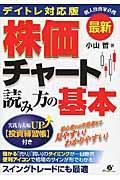 最新 株価チャート読み方の基本の本