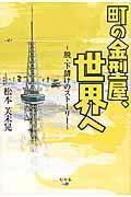 町の金型屋、世界への本
