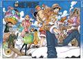 ONE PIECE大判コミックカレンダ− 2017の本