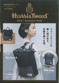 HarrisTweed 2WAY BackpackBook