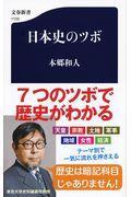 日本史のツボの本