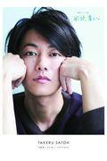 [佐藤健in半分、青い。]PHOTO BOOKの本