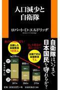 人口減少と自衛隊の本