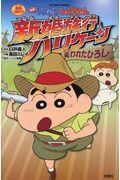 映画クレヨンしんちゃん新婚旅行ハリケーン~失われたひろし~の本