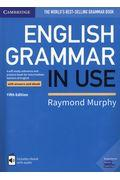ENGLISH GRAMMAR IN USE with answers and ebookの本