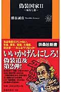 偽装国家 2(底なし篇)の本