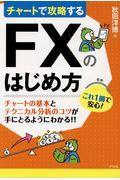 チャートで攻略するFXのはじめ方の本