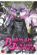 バットマンアンドジャスティスリーグ 4の本