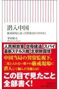 潜入中国の本