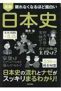 眠れなくなるほど面白い図解日本史の本