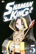 SHAMAN KING 5の本