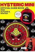 HYSTERIC MINI OFFICIAL GUIDE BOOK 2020の本