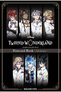 『ディズニーツイステッドワンダーランド』ポストカードブック―Alchemy―の本