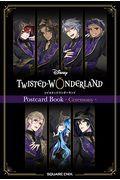 『ディズニーツイステッドワンダーランド』ポストカードブック―Ceremony―の本