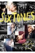 SixTONESカレンダー 2021.4→2022.3 Johnnys'  Officialの本