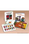 英語でよもう!五味太郎の絵本(全3巻セット)の本