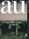 a+u (エー・アンド・ユー) 2021年 10月号の本
